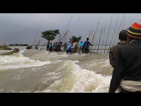 বাংলাদেশের বন্যার ভয়াবহতা !!! Flood in  Bangladesh HD