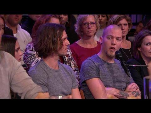 """Overlevenden Bataclan: """"Wij zijn absoluut niet boos op hem"""" - RTL LATE NIGHT"""