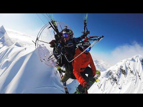 GoPro: Alaskan Airdrop with Xavier De Le Rue