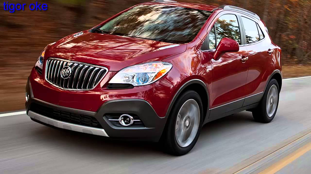 2016 buick encore, sport touring, best performance - YouTube