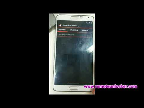 SAMSUNG ACCOUNT DIY BYPASS (Tested on Note 3)