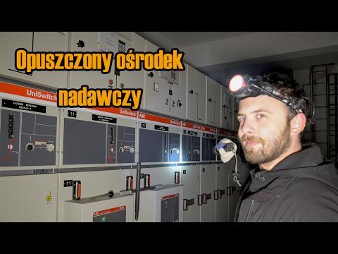 Opuszczony radiowy ośrodek nadawczy - Urbex History