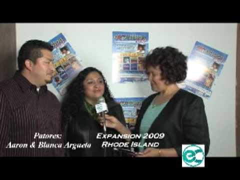 Entrevistas- Expansion 2009- Rhode Islanda