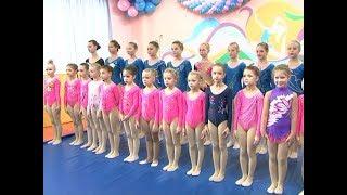 Турнир по спортивной гимнастике среди девочек