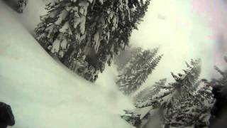 Homewood Powder with Art Mar  20, 2011 Thumbnail
