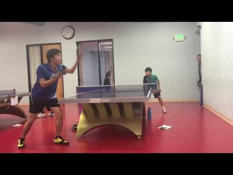 Derek Mun (6/23/2017 Tao Table Tennis Open)