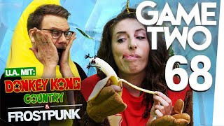 Frostpunk, Donkey Kong Country: Tropical Freeze, Battletech, The Council, Extinction | Game Two #68