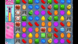 Candy Crush Level 312 - Candy Crush Saga Level 312 - No Boosters