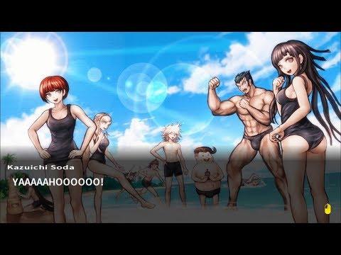 Danganronpa 2: Goodbye Despair - A Friendship Game (Stream One)