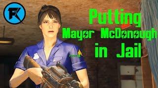 Fallout 4 RP | Prison Episode 3: Putting Mayor McDonough in Jail