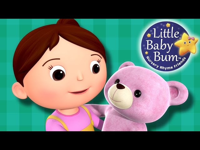 Little Baby Bum | Teddy Bear Song | Nursery Rhymes for Babies | Songs for Kids
