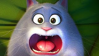 THE SECRET LIFE OF PETS 2 Funny Chloe Trailer (Animation, 2019)