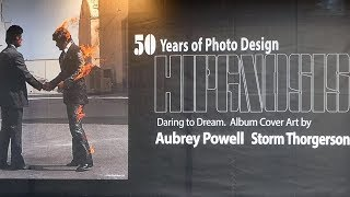 "HIPGNOSIS : ""Daring to Dream"" 50 Years of Photo Design - Exhibition/Ausstellung"