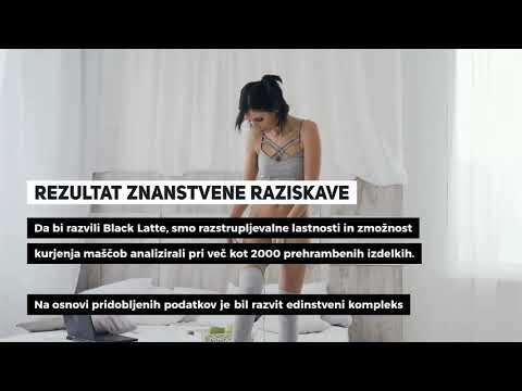 Black Latte Slovenija - cena, kje kupiti? hujšanje pregledi, preveriti