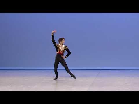 Shale Wagman, 407 - Prize Winner - Prix de Lausanne 2018, classical