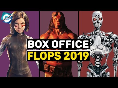 Predicting The Biggest Box Office Flop of 2019