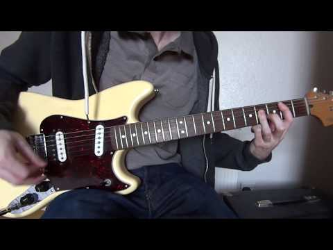 Iceage - The Lord's Favorite guitar cover