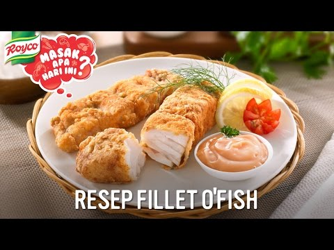 Resep Fillet O Fish