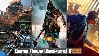 Игровые Новости — Game News Weekend #239   (Cyberpunk 2077, Metro Exodus, Assassin's Creed 2019)