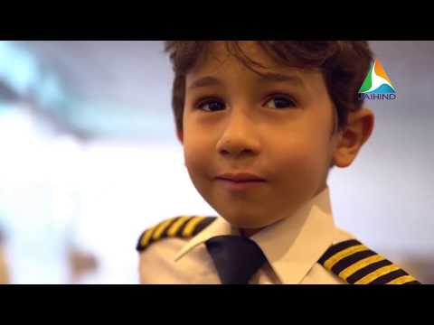 Etihad Airways lets six-year-old boy become pilot for a day
