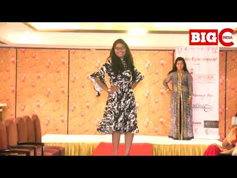 First look Of big c india | Fashion Modeling Show