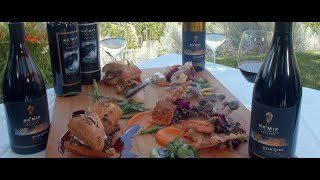 Nk'Mip Cellars - Matching Wine with Regional Food