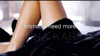 DKNY   The Evolution of Intimates