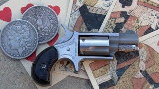 North American Arms Mini Revolver - Effective Mouse Gun?