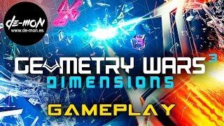 Vídeo Geometry Wars 3: Dimensions