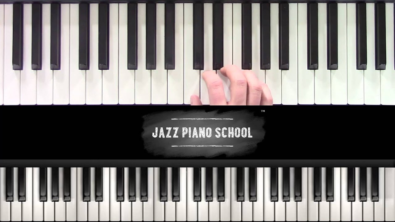 C Major Scale - Jazz Piano School