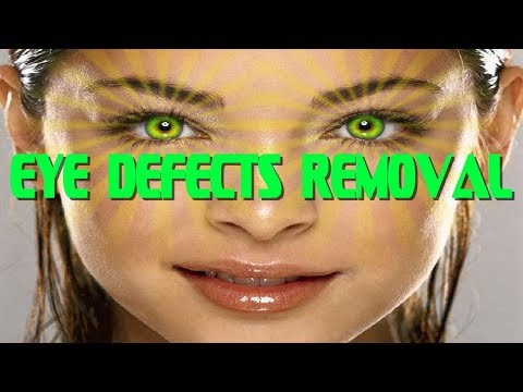 Eye Defects Removal Frequency - Improve Vision Heals Eye Diseases Future-Channelled Binaural Beat