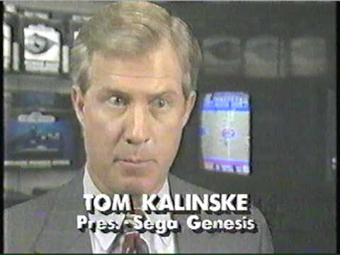 The Console Wars --  XMas 1990