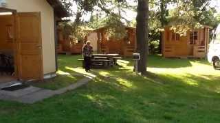 0029 Эстония. CAMPING Toila SPA Hotell