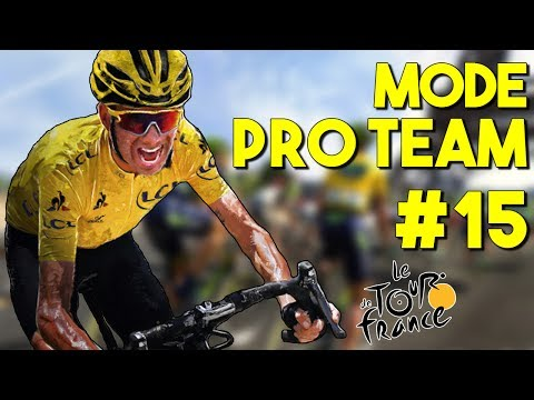 Tour de France 2017 | Mode Pro Team #15 : LE MONT DU CHAT AU PROGRAMME !!