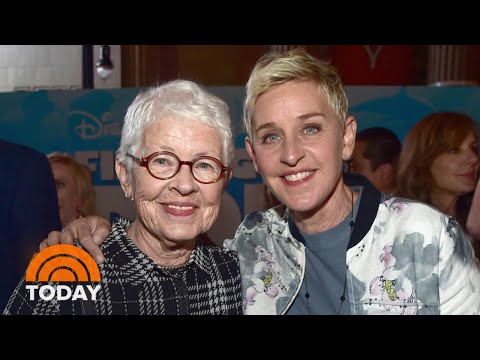 Ellen DeGeneres' Mother Breaks Silence On Daughter's Sex Abuse Claims | TODAY from YouTube · Duration:  2 minutes 50 seconds