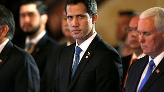 Guaidó Out of Gas  (1/2 )