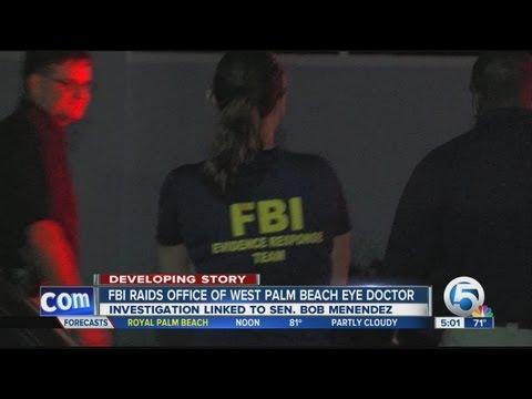 Dr. Salomon Melgen's office raided by FBI