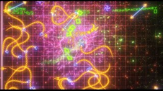 Geometry Wars: Retro Evolved - Gameplay PC HD
