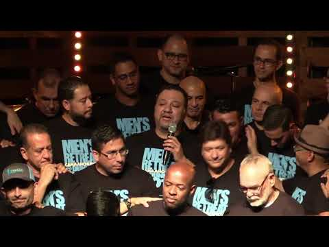 Testimonio 2, encuentro de Hombre #Canaanchurch 2018