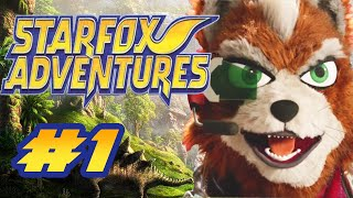 Super Best Friends Play Star Fox Adventures (Part 1)