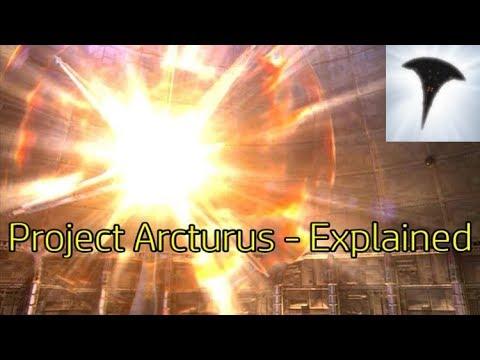 Stargate Atlantis: Project Arcturus | Explained