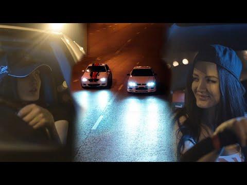 ФОРСАЖ 9 BMW Vs Skyline ГОНКА ШИЗОФРЕНИКА