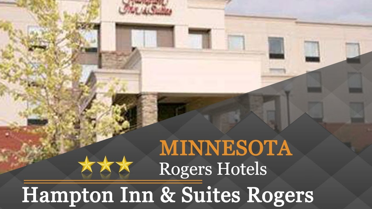 Hampton Inn Suites Rogers Hotels Minnesota