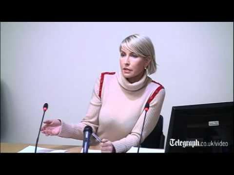 Heather Mills tells Leveson Inquiry: I never shared voicemails
