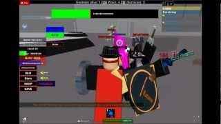 Roblox Pwned InCrypt Gameplay: Ruinierte Säulen (FP FARM!!!)