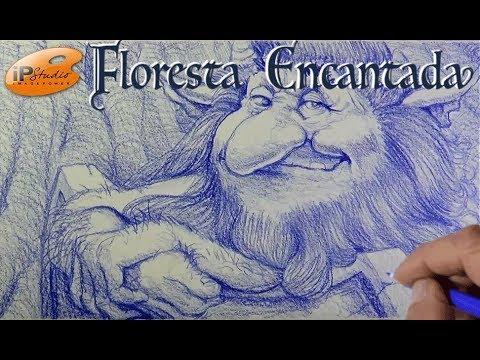 #CurtindoNossosAlunos :: Jeffrey Rodriguez - Curso de Desenho IPStudio de YouTube · Duração:  1 minutos 32 segundos