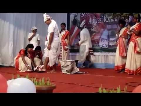 Adivasi Karam Festival, Tribals of Chotanagpur Plateau in Shillong