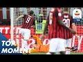 Szczęsny Saves Higuaín Penalty | Milan 0-2 Juventus | Top Moment | Serie A