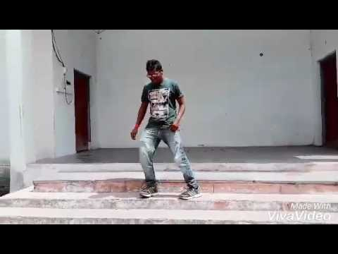 A dance with prabhudeva song chikubuku raile