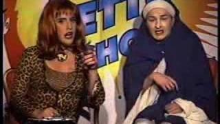 """The Hedda Lettuce Show """"Mother Teresa"""" 1996"""